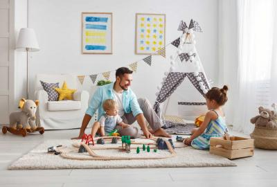 10 supre hjemmeaktiviteter for barn